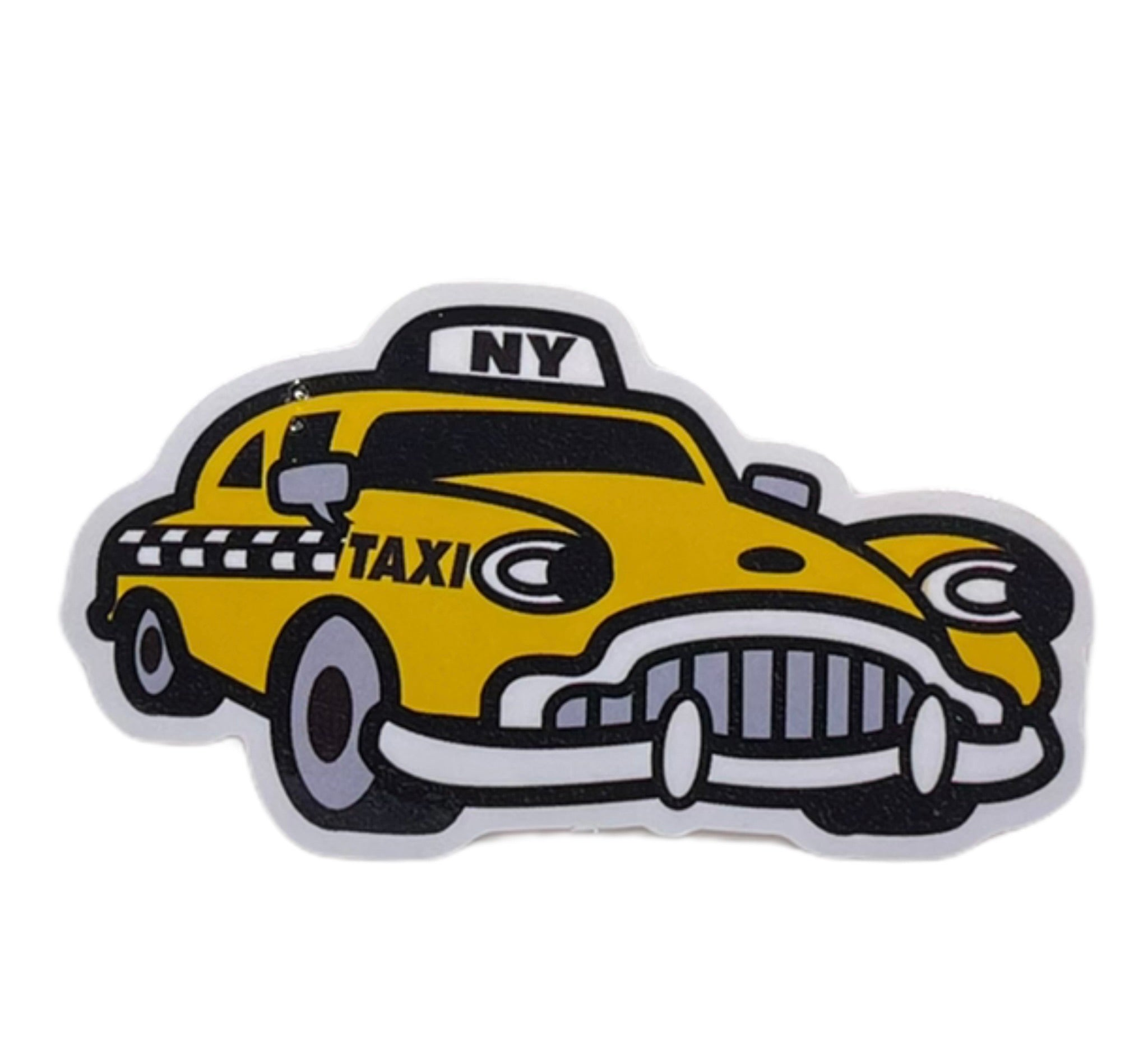 New York Taxi Sticker