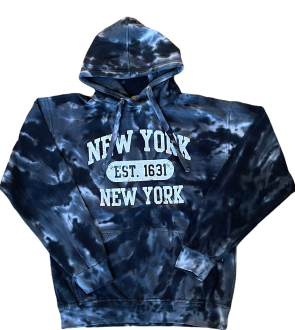 New York Tie Dye Sweatshirt