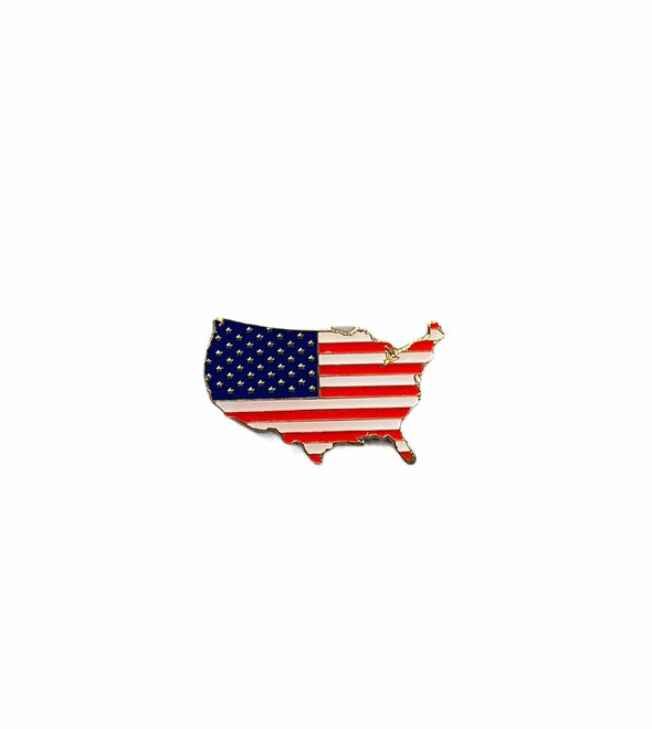 USA Flag Lapel Pin