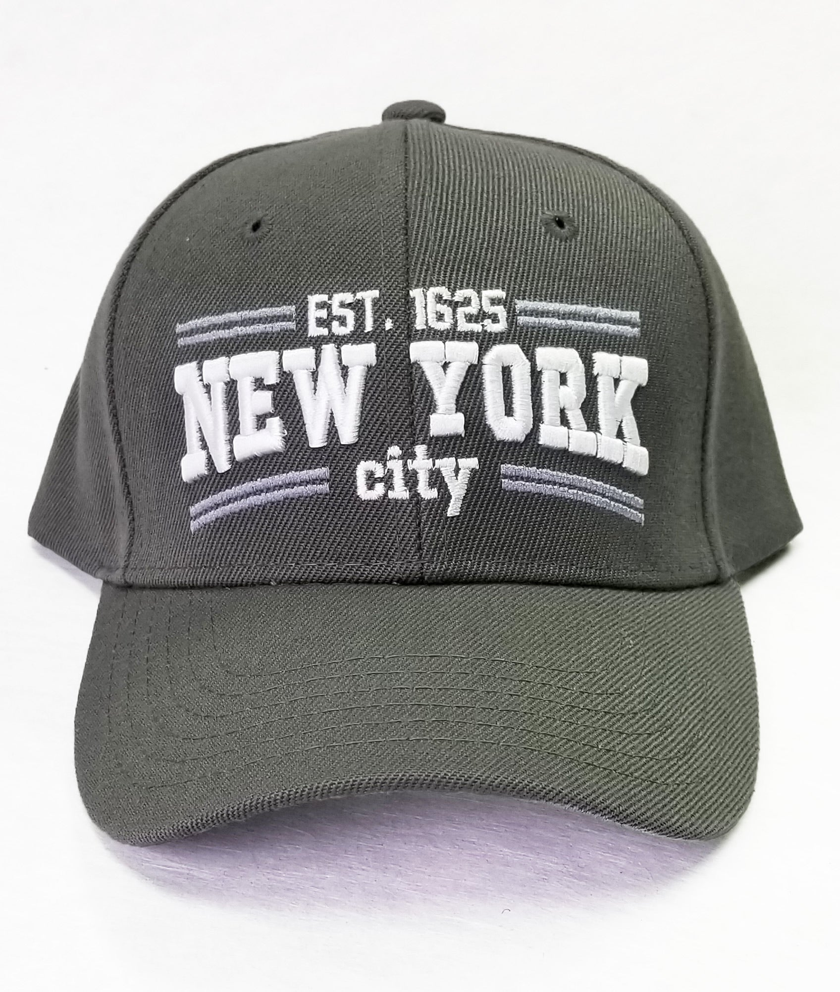 New York Embroidered Baseball Hat