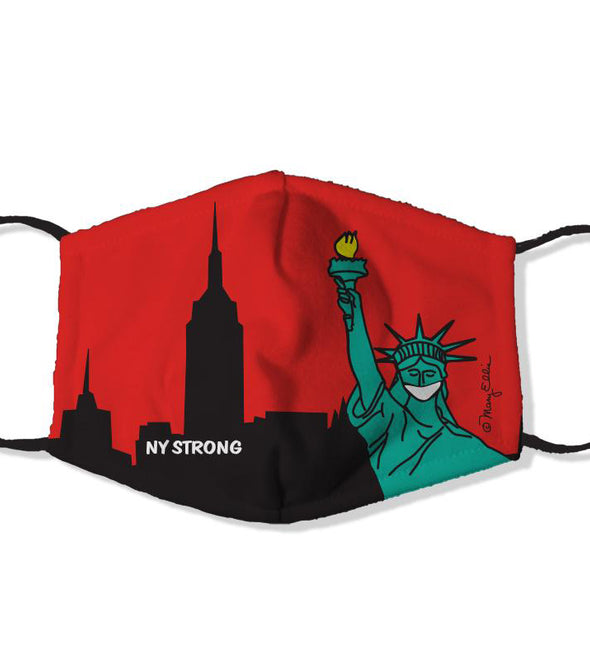 New York Strong Face Mask