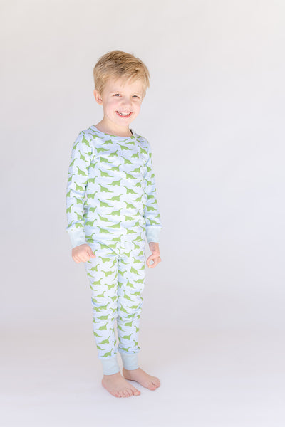 LOUNGEWEAR SET - DINOSAURS