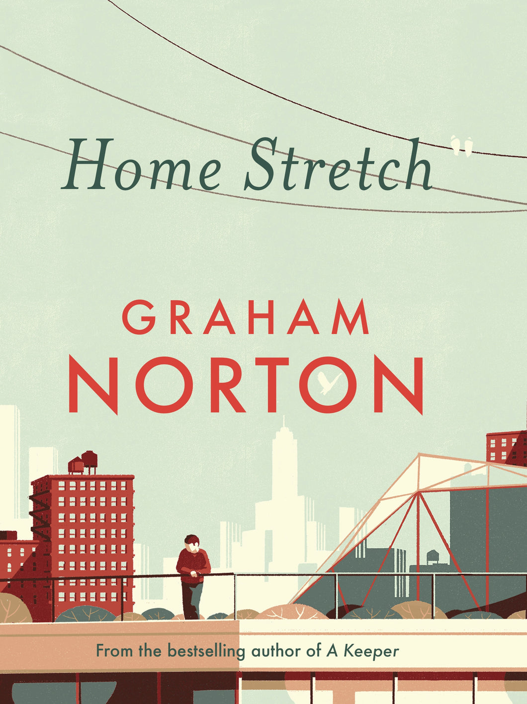 Home Stretch (Hardback) - Graham Norton - SIGNED