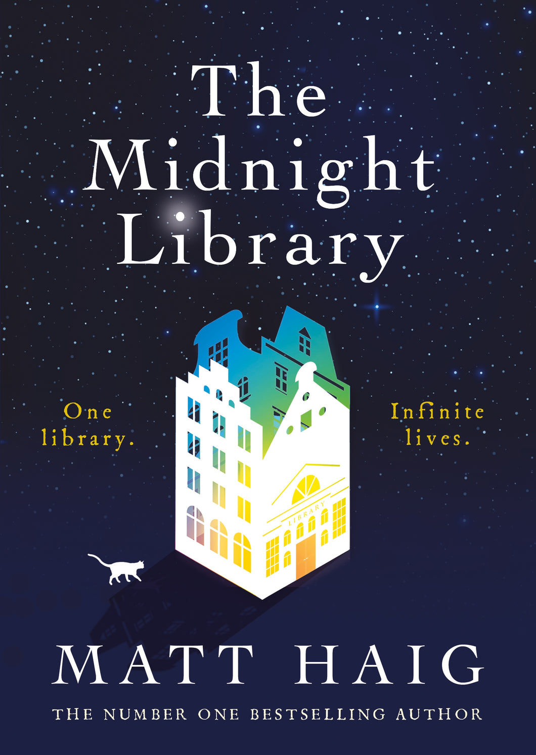 The Midnight Library (Hardback) - Matt Haig