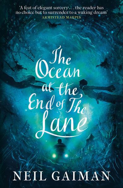 The Ocean at the End of the Lane (Paperback) - Neil Gaiman