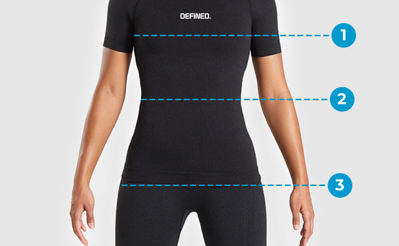 Womens' Top Size Guide