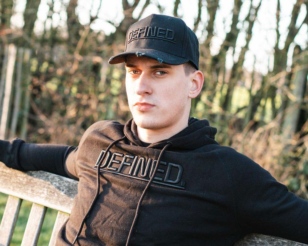 Distressed Cap - Defined Apparel