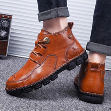 Load image into Gallery viewer, Men's Soft Sole Wearable Casual Leather Shoes