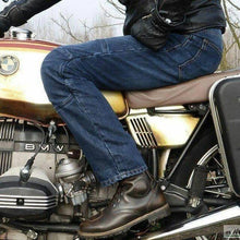 Load image into Gallery viewer, Waterproof Knee Protection Motorcycle Boots