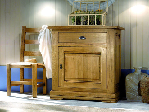 French Country Oak - Jonte Range sideboard 1 door
