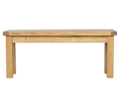 European Acorn Oak - dining bench - 3 sizes