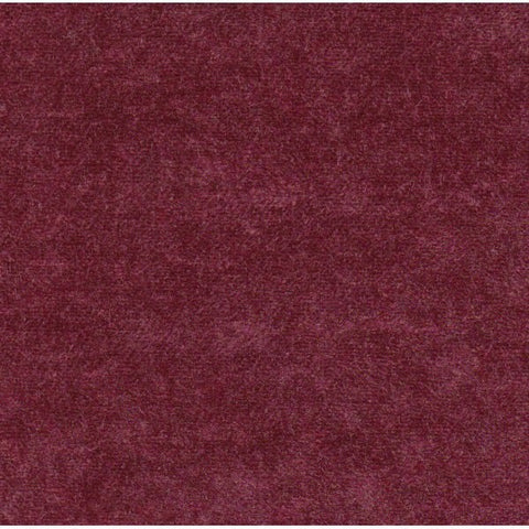 Pastiche Crushed Velvet Collection: Plain Berry - SR18068