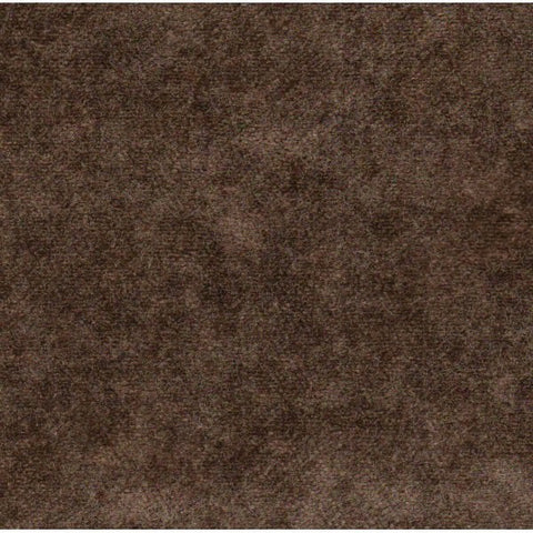 Pastiche Crushed Velvet Collection: Plain Cocoa - SR18061