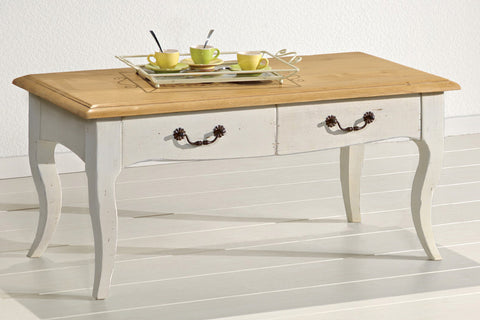 French Mountain Oak - Provence Range Coffee Table