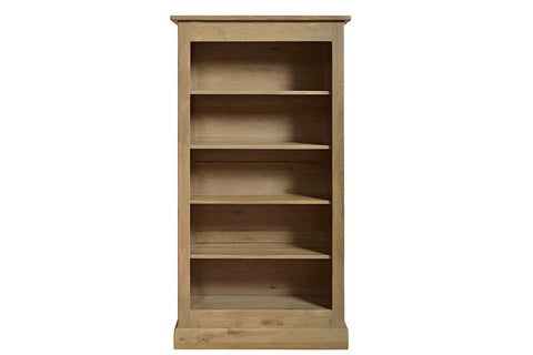 French Mountain Oak - Studio Range Bookcase - wide and tall