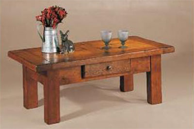 French Mountain Oak - Studio Range Coffee Table