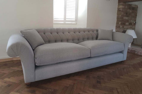 Bohemain 3.5 seater bespoke sofa