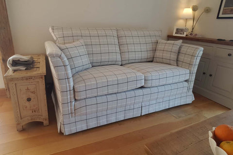 Richmond Range Wool Armchair and Sofas