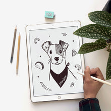 Load image into Gallery viewer, Digital Pet Portrait