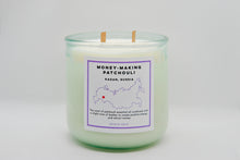 Load image into Gallery viewer, Moneymaking Patchouli Candle - Domus Meus Candles
