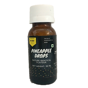 Pineapple Drops Flavour Essence; 30 ml - Blue Ingredients