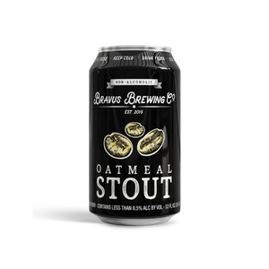Bravus Brewing Co. Oatmeal Stout (<0.5% ABV | 12oz.)