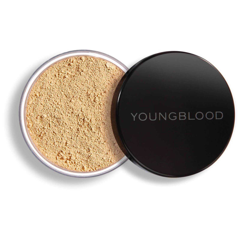 Youngblood Natural Loose Mineral Foundation - Warm Beige 10g