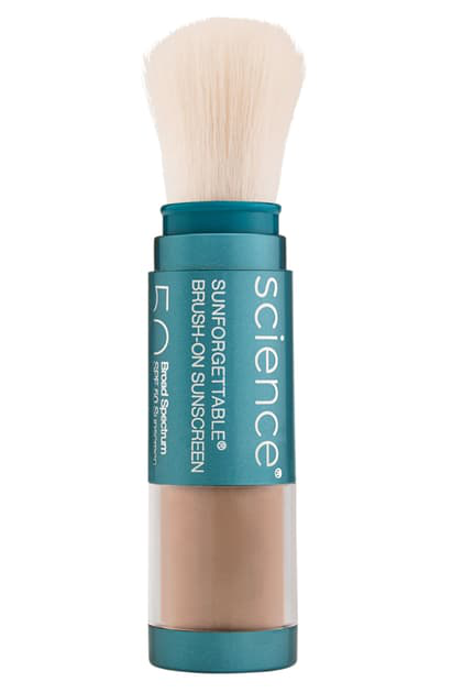 Colorescience Sunforgettable Total Protection Brush SPF30 - Deep 6g
