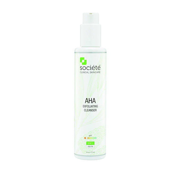 AHA Exfoliating Cleanser 170ml