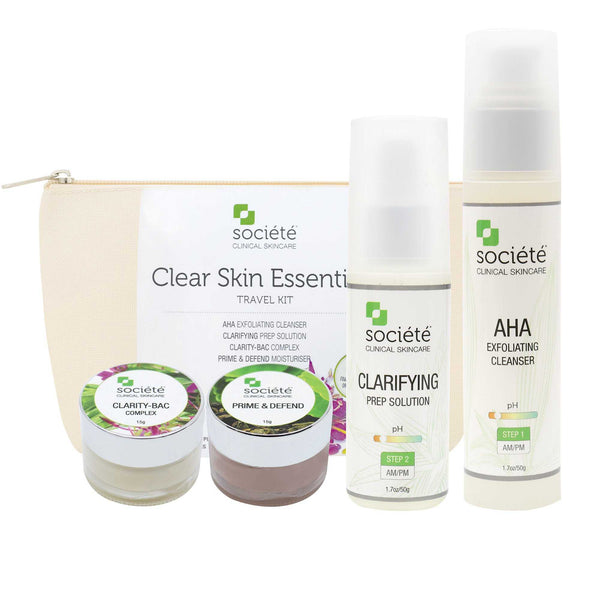 Societe Clear Skin Essentials Kit