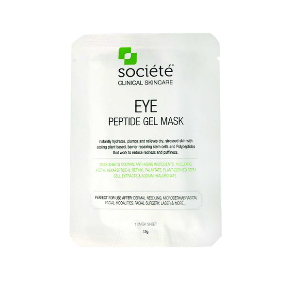 Eye Peptide Gel Mask 10 Pack