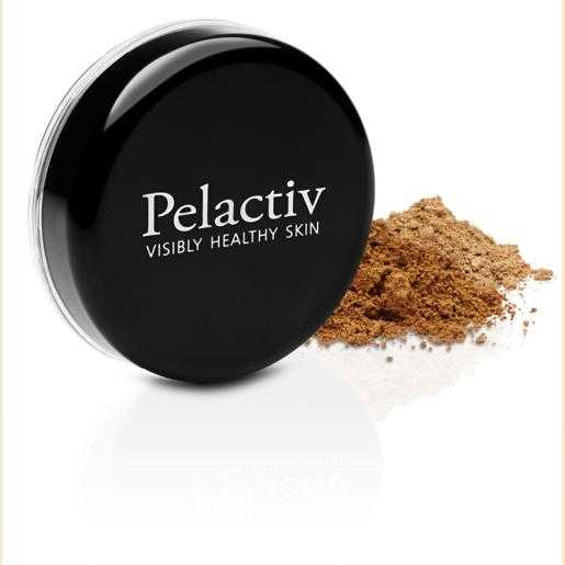 Pelactiv Loose Mineral Powder - Tan 7g