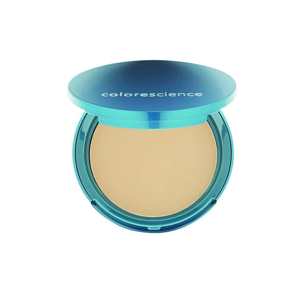 Colorescience Natural Finish Pressed Foundation SPF20 - Light Ivory 12g