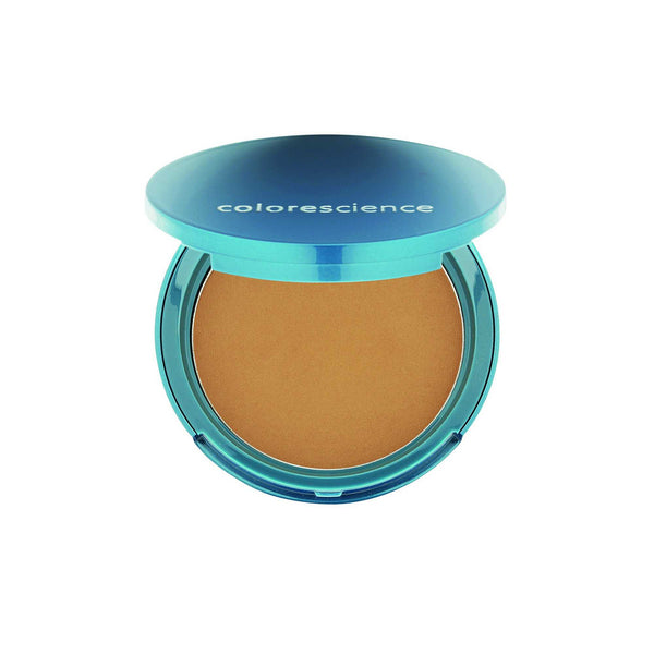 Colorescience Natural Finish Pressed Foundation SPF20 - Tan Golden 12g