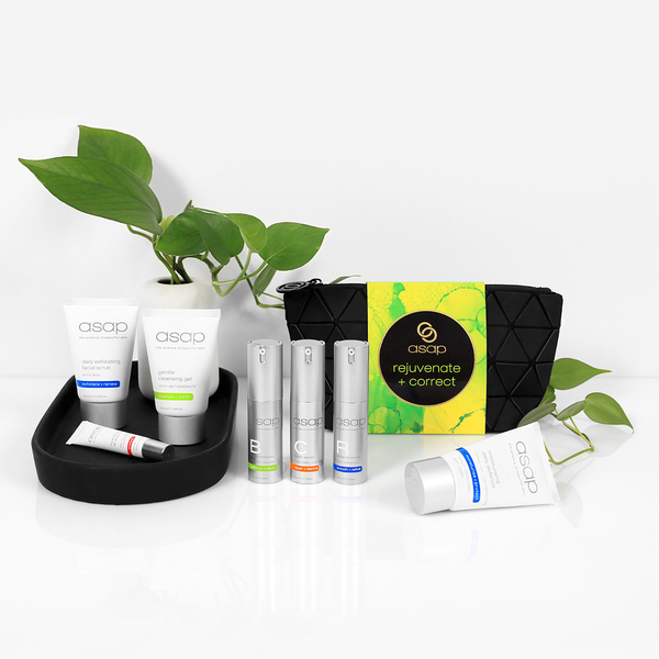 ASAP Rejuvenate + Correct Kit - NEW!