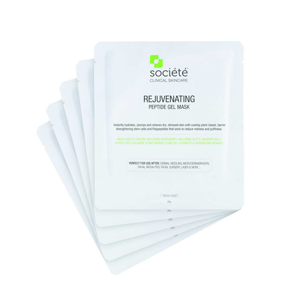 Rejuvenating Peptide Gel Mask - 5 Mask Sheets