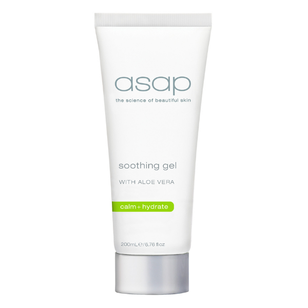 Soothing Gel with Aloe Vera - 200ml