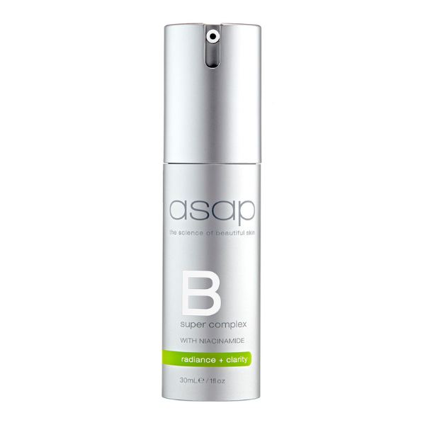 ASAP B Super Complex with Niacinamide - 30ml