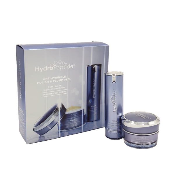 Hydropeptide Polish & Plump Peel - 2 Step System - 2 x 30ml