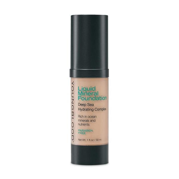 Youngblood Liquid Mineral Foundation - Sunkisssed - 30ml