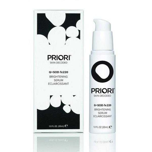 Q+SOD fx220 Brightening Serum - 30ml