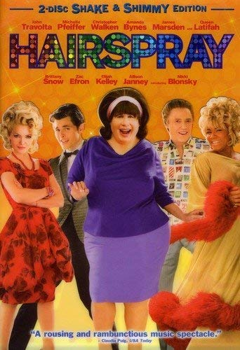Hairspray: Special Edition (Musical) (Dbl DVD)