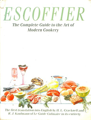 Complete Guide to Modern Cookery