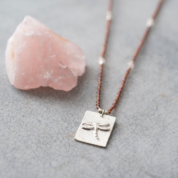 Silver Necklace | Sustainable Jewelry
