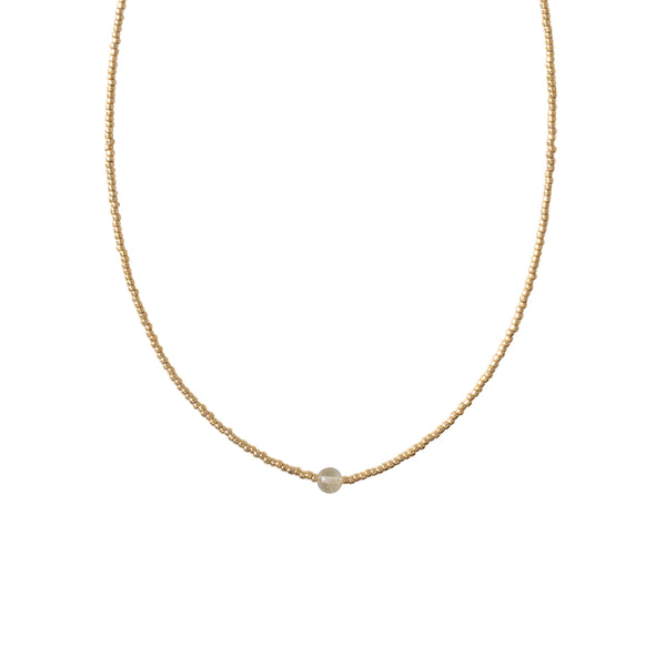 Gold Necklace | Sustainable Jewelry