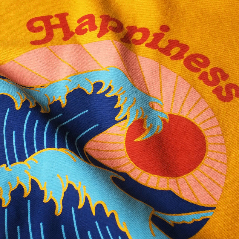 Dedicated T-shirt Visby Happiness