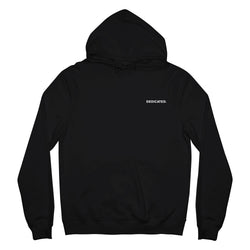 Dedicated Hoodie Logo black