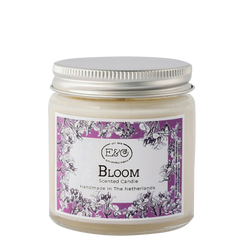 Elate Glass Candle – Bloom