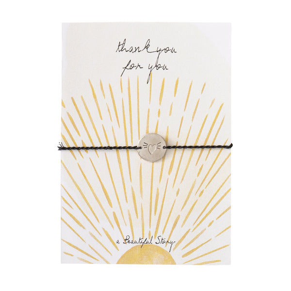 Duurzame Lifestyle | A Beautiful Story Jewelry Postcard Sunshine