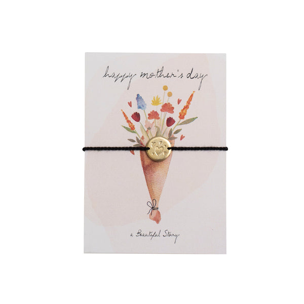 A Beautiful Story Jewelry Postcard Mothersday